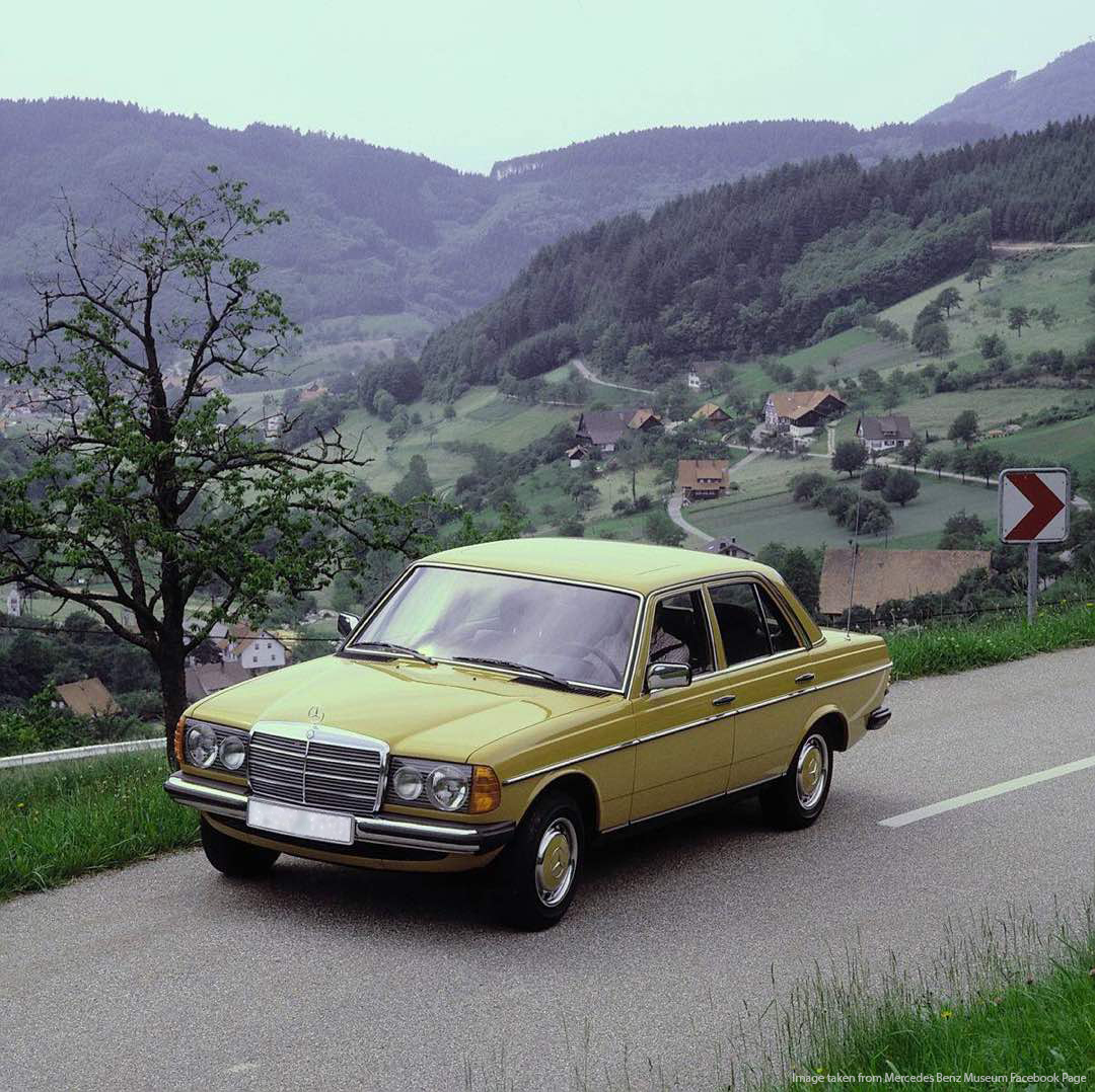 A Famous Mercedes W123 & W124 Spare Parts Supplier In Malaysia
